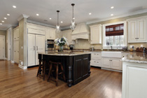 Custom Electrical Kitchen Electrical